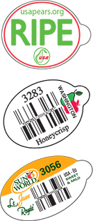 Fruit Labels Produce