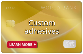 Read more about our custom adhesive solutions