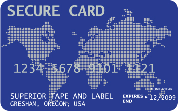 Secure Card Example